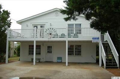 Pawleys Island Single Family Home For Sale: 503 Sundial Drive