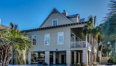 Pawleys Island Single Family Home For Sale: 86 Compass Court