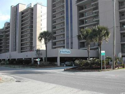Garden City Beach Condo/Townhouse For Sale: 1620 N Waccamaw Drive #314