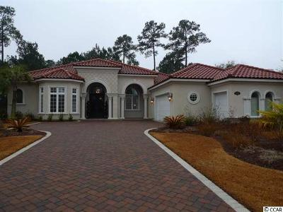 Myrtle Beach Single Family Home For Sale: 8285 Leone Circle