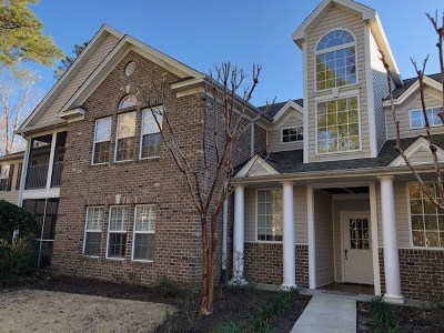Murrells Inlet Condo/Townhouse For Sale: 4645 Fringetree Drive #10-A