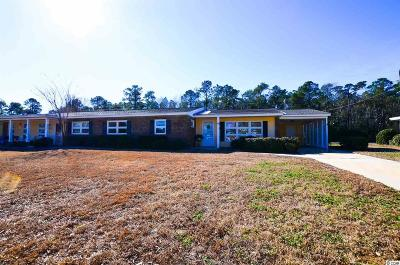 Horry County Condo/Townhouse For Sale: 3679 Spruce Dr. #3279