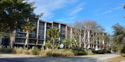 Pawleys Island Condo/Townhouse For Sale: 423 Parker #401