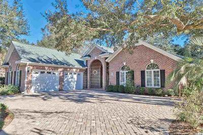 Pawleys Island Single Family Home For Sale: 319 Congressional Dr