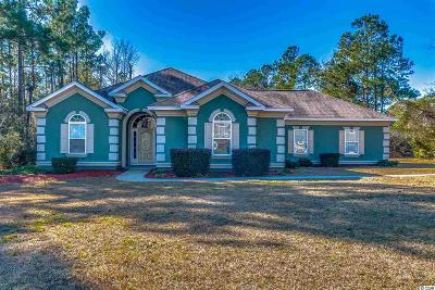 Conway Single Family Home Active-Pend. Contingent Contra: 4167 Highway 319