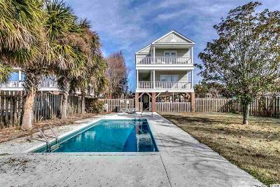 Garden City Beach Single Family Home Active-Pend. Cntgt. On Financi: 213 Seabreeze Drive