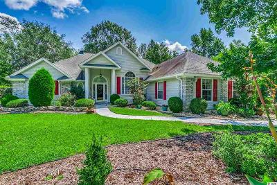 Myrtle Beach Single Family Home For Sale: 584 Caribou Trail