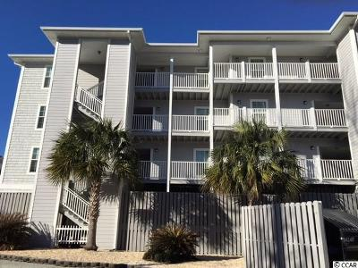 Surfside Beach Condo/Townhouse For Sale: 423 Surfside Dr #201