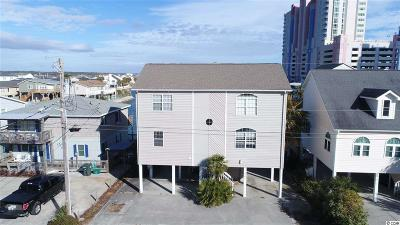 North Myrtle Beach Single Family Home For Sale: 212 34th