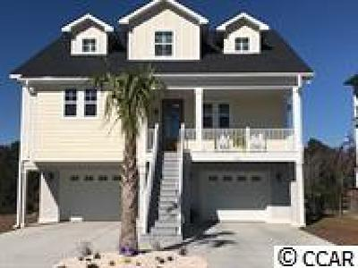 North Myrtle Beach Single Family Home For Sale: 145 Palmetto Harbour Drive