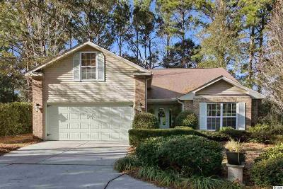 Pawleys Island Single Family Home Active-Pend. Cntgt. On Financi: 1595 Club Circle