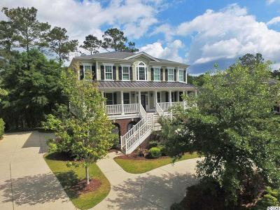 Murrells Inlet Single Family Home For Sale: 80 Stonington Drive