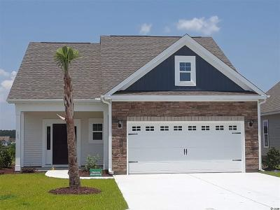 Murrells Inlet, Garden City Beach Single Family Home For Sale: Tbd Heron Lake Ct.