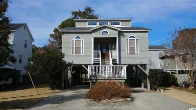 Surfside Beach Single Family Home For Sale: 412 S Myrtle Dr