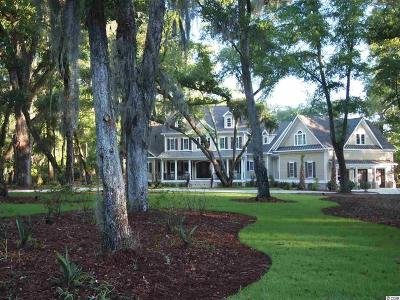 Pawleys Island Single Family Home For Sale: 76 Sandy Ridge Loop