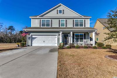 Conway Single Family Home For Sale: 836 Tilly Lake Road