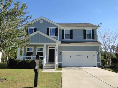 Murrells Inlet Single Family Home Active-Pend. Cntgt. On Financi: 279 Simplicity Drive