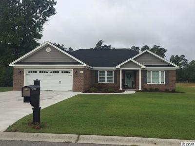 Horry County Single Family Home For Sale: 361 Farmtrac Dr.