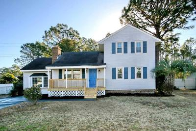 Surfside Beach Single Family Home For Sale: 509 Plantation Drive