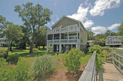 Pawleys Island Condo/Townhouse For Sale: 146 B Windy Lane #B
