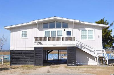 Garden City Beach Single Family Home Active-Hold-Don't Show: 2002 Pompano Dr.