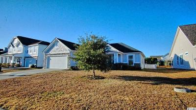 Myrtle Beach SC Single Family Home Active-Pend. Cntgt. On Financi: $189,900