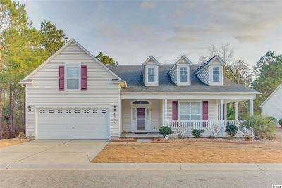 North Myrtle Beach Single Family Home For Sale: 4306 Grovecrest Circle