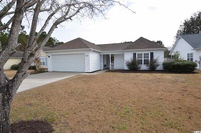 Little River SC Single Family Home Active-Pend. Cntgt. On Financi: $169,900
