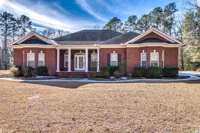 Conway Single Family Home For Sale: 2354 Lendrim Lake Dr