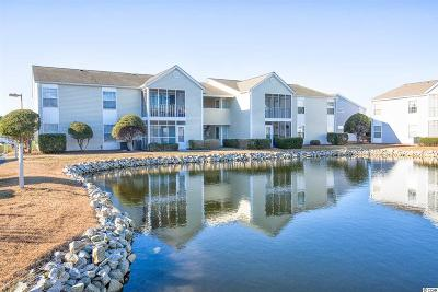 Surfside Beach Condo/Townhouse For Sale: 8768-A Chandler Dr. #A