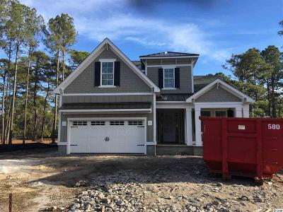 Myrtle Beach Single Family Home For Sale: 1214 Fiddlehead Way