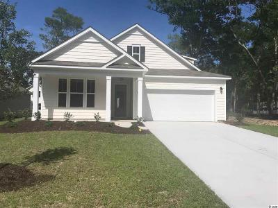 North Myrtle Beach Single Family Home For Sale: 1111 Inlet View Drive