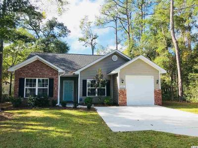Surfside Beach Single Family Home For Sale: 613 Juniper Drive