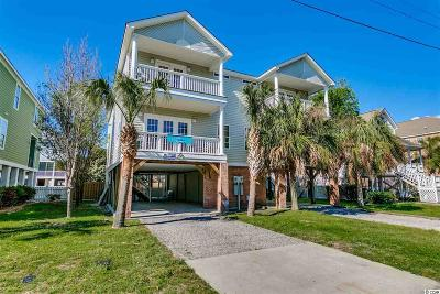Surfside Beach Single Family Home For Sale: 217a S 15th Avenue