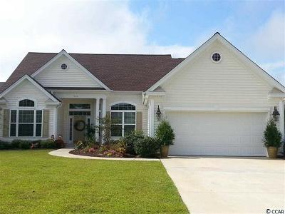 Murrells Inlet Single Family Home For Sale: 506 Stone Crest