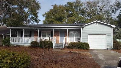 Surfside Beach Single Family Home For Sale: 340 Melody Lane