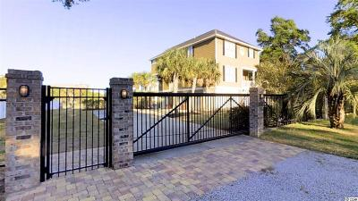 Murrells Inlet Single Family Home Active-Pend. Cntgt. On Financi: 24 Rivulet Lane