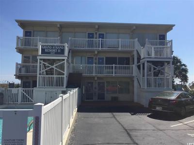 North Myrtle Beach Condo/Townhouse For Sale: 1607 S Ocean Blvd #15