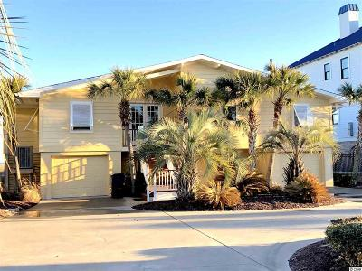 Pawleys Island Single Family Home For Sale: 1172 Parker Dr.