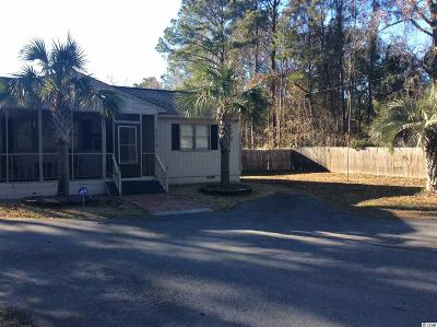 Pawleys Island Single Family Home For Sale: 1013 Waverly Road