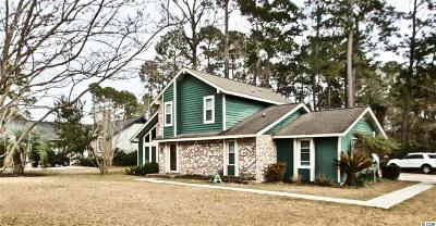 Pawleys Island Single Family Home For Sale: 51 Watersedge Drive