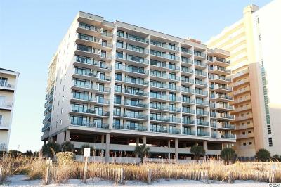 Georgetown County, Horry County Condo/Townhouse For Sale: 501 S Ocean Boulevard #701