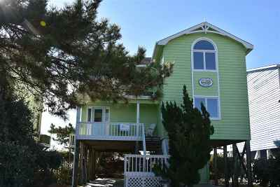 Holden Beach Single Family Home For Sale: 581 Ocean Blvd.