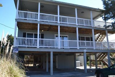 Pawleys Island Single Family Home For Sale: 274 Myrtle Ave