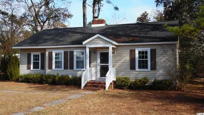 Conway Single Family Home For Sale: 404 Live Oak