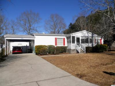 Little River SC Single Family Home For Sale: $84,500