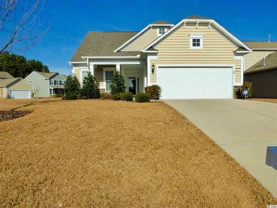 Myrtle Beach Single Family Home For Sale: 2556 Greenbank Dr