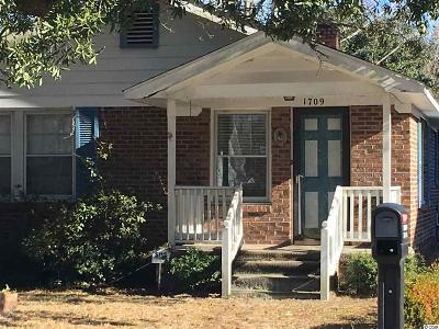 Conway Single Family Home For Sale: 1709 16th Avenue