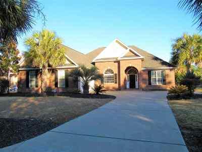 Myrtle Beach Single Family Home For Sale: 5225 Lomond Lane