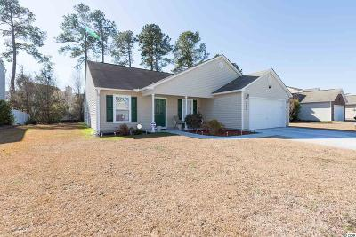 Myrtle Beach Single Family Home For Sale: 177 Weeping Willow Drive